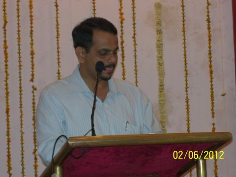 SAARC Poetry Reading Konark