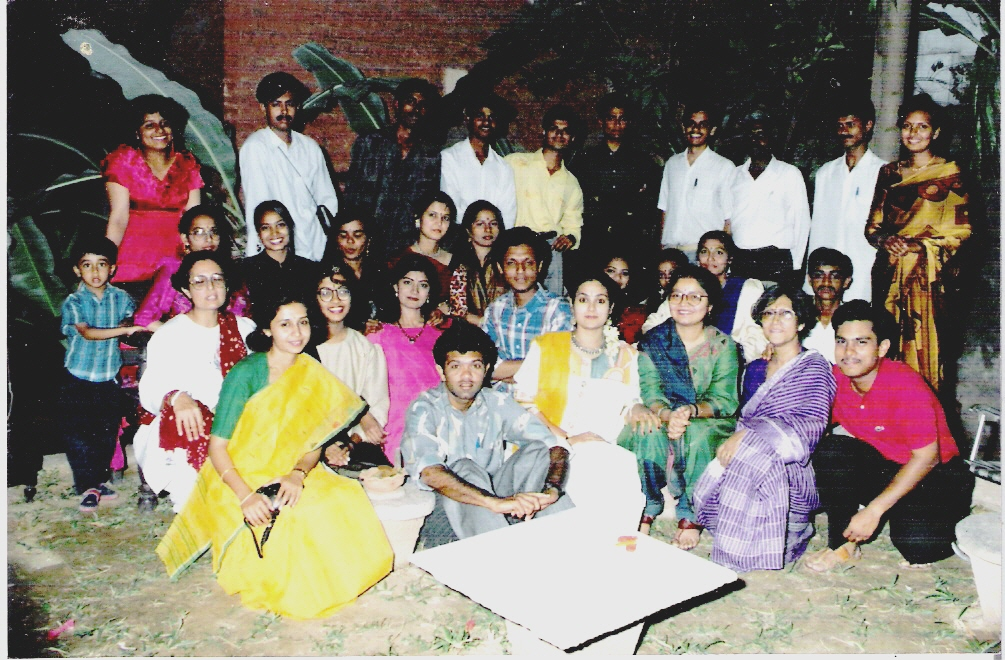 Our MA Batch 1995
